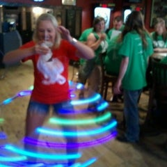 Photo taken at The Durty Leprechaun by Heather C. on 5/19/2012