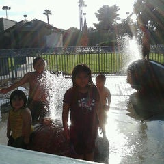 Photo taken at Baskin Park by GIO G. on 8/12/2012