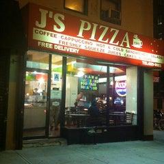 Photo taken at J's Pizza by Patrick B. on 8/18/2012