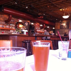 Photo taken at Morgan Street Brewery by Jesse H. on 6/1/2012