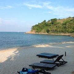 Photo taken at Idyllic Samui Resort by . on 3/25/2012