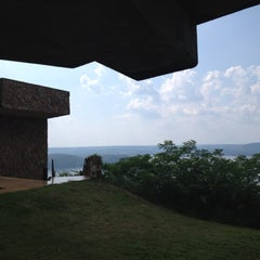 Photo taken at The Lodge At Lake Guntersville State Park by Ann L. on 5/18/2012