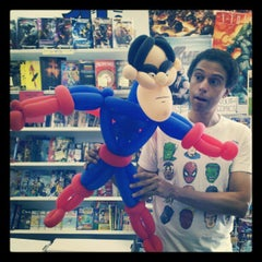 Photo taken at Comics for Collectors by Will D. on 5/5/2012