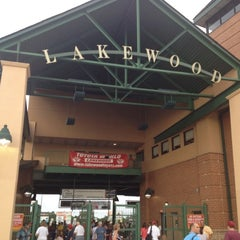 Photo taken at FirstEnergy Park by Nick H. on 7/3/2012
