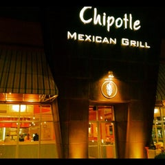 Photo taken at Chipotle Mexican Grill by Antoine L. on 3/2/2012