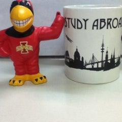 Photo taken at Study Abroad Center by Devon B. on 5/18/2012
