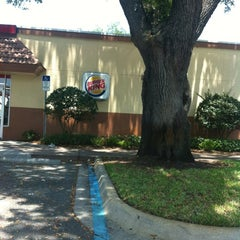 Photo taken at Burger King® by Juliana G. on 5/6/2012