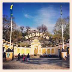 Photo of Skansen in Stockholm, Sö, SE