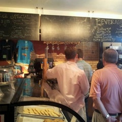 Photo taken at Ethos Vegan Kitchen by Kylie A. on 6/17/2012
