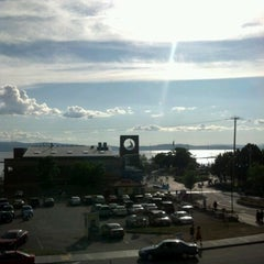 Photo taken at Burlington Bay Market & Cafe by Amanda H. on 6/23/2012