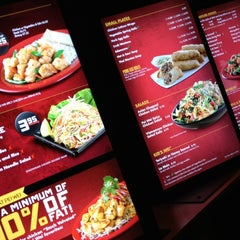 Photo taken at Pei Wei by Skylor M. on 3/21/2012