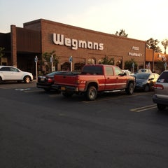 Photo taken at Wegmans by Shawn L. on 7/7/2012