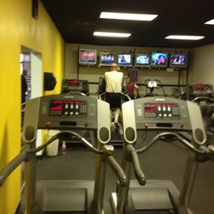 Photo taken at Planet Fitness by Richard J. on 5/22/2012