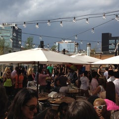 Photo taken at STK Rooftop by Sergio N. on 6/3/2012