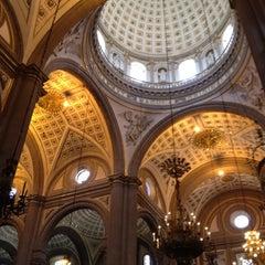 Photo taken at Catedral de Nuestra Señora de la Inmaculada Concepción by EdNa A. on 6/2/2012