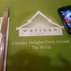 Photo taken at Warisan Cafe Royale Chulan by Lieza L. on 6/30/2012