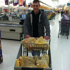 Photo taken at Super Stop & Shop by Kati F. on 2/23/2012
