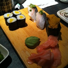 Photo taken at Ray's Sushi by Wanda K. on 3/29/2012