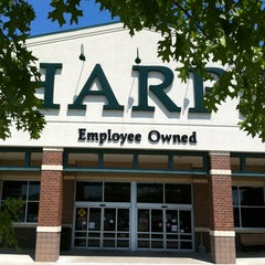 Photo taken at Harps Food Store by Frank M. on 8/15/2012