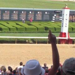 Photo taken at Oaklawn Racing & Gaming by Joe K. on 4/13/2012
