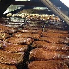 Photo taken at Burns Orginal BBQ Est. 1973 by Micah M. on 3/1/2012