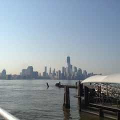 Photo taken at NY Waterway Ferry Terminal Hoboken South by George O. on 6/21/2012