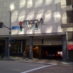 Photo taken at Macy's by Sherry D. on 8/8/2012