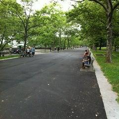 Photo taken at Riverside Park by DC G. on 6/10/2012
