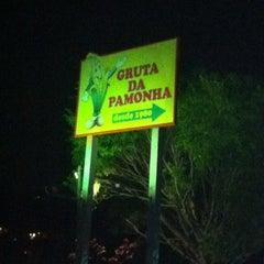 Photo taken at Gruta da Pamonha by Fabio F. on 7/29/2012