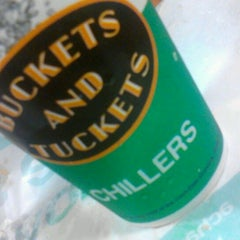 Photo taken at Buckets And Tuckets by Girish H. on 2/29/2012