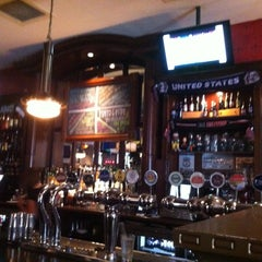 Photo taken at Fadó Irish Pub & Restaurant by James S. on 6/29/2012