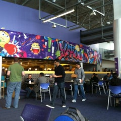 Photo taken at URL's Cafe at Yahoo! by Érico Andrei .. on 3/12/2012