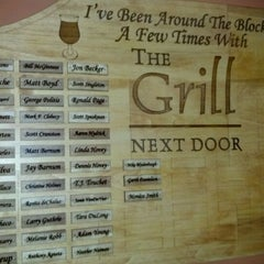 Photo taken at The Grill Next Door by David D. on 6/6/2012