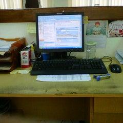 Photo taken at PT. Borneo Indobara (BIB) by Ikhsan Isnadi A. on 2/19/2012