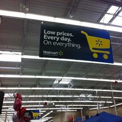 Photo taken at Walmart Supercenter by Orlando C. on 2/12/2012