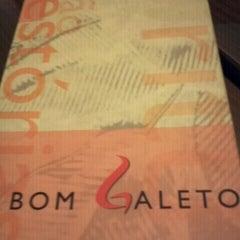 Photo taken at O Bom Galeto by Reynaldo L. on 8/11/2012