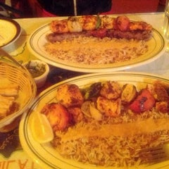 Photo taken at Sansom Kabob House by May B. on 5/1/2012