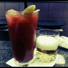 Photo taken at Drake Diner by Bobbi on 2/26/2012