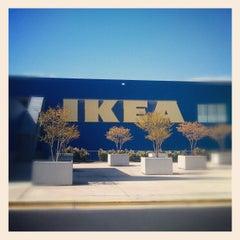 Photo taken at IKEA by Ogun H. on 4/9/2012