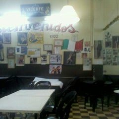 Photo taken at Don Chicho by Bruno L. on 3/30/2012