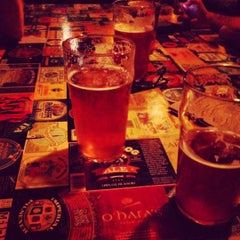 Photo taken at Broue Pub Brouhaha by Jef H. on 6/12/2012