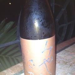 Photo taken at Genius Lounge and Sake Bar by Kimo C. on 4/22/2012