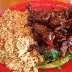 Photo taken at Pei Wei by Siul N. on 6/13/2012