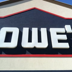 Photo taken at Lowe's Home Improvement by Andy L. on 6/20/2012