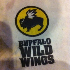 Photo taken at Buffalo Wild Wings by Jeff T. on 8/12/2012