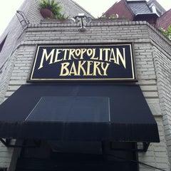 Photo taken at Metropolitan Bakery by Antwon K. on 5/21/2012