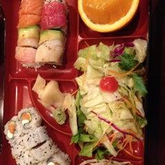 Photo taken at Osaka Japanese Steak And Sushi by Stephanie S. on 3/23/2012