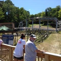 Photo taken at Attitash Mountain Resort by Andrea V. on 6/24/2012