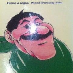 Photo taken at Pizzeria Pappagone by Glenn D. on 8/31/2012