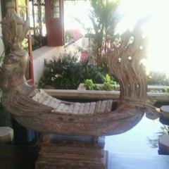 Photo taken at Dusit Thani Laguna Phuket by Lucio K. on 2/7/2012